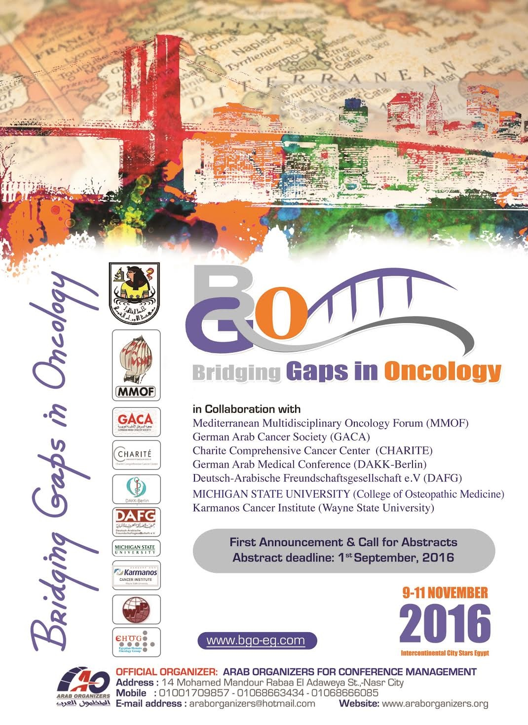 Bridging Gaps in Oncology