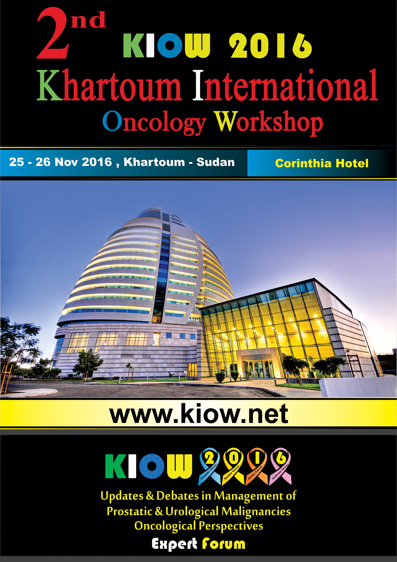 2nd Khartoum International Oncology Workshop